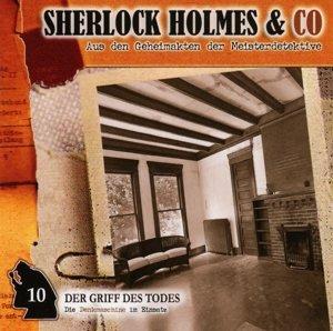 Sherlock Holmes und Co. 10. Der Griff des Todes