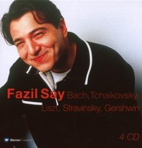Fazil Say-4CD Capbox