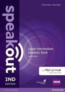 Speakout Upp Intermediate. Students' Book with DVD-ROM and MyEng