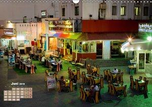 Schauen, Reden und Genießen - im Straßencafé (Wandkalender 2016