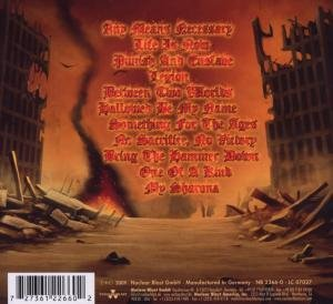 Hammerfall: No Sacrifice,No Victory(Ltd.Ed.)