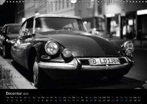 Candid Classic Cars (Wall Calendar 2015 DIN A3 Landscape)