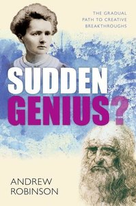 Robinson, A: Sudden Genius