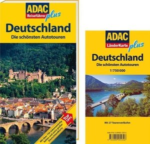 ADAC Reiseführer plus Deutschland