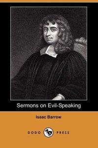Sermons on Evil-Speaking (Dodo Press)