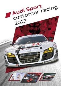 Audi Sport customer racing 2013