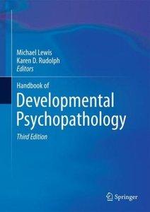 Handbook of Developmental Psychopathology