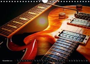 Mystical Guitars (Wall Calendar 2015 DIN A4 Landscape)
