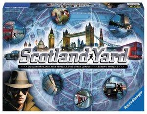 Heidelberger RV187 - Scotland Yard 13, Strategiespiel