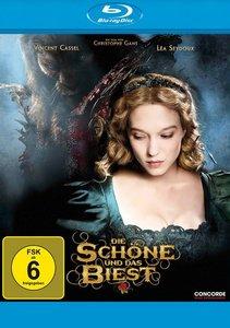 Die Schöne und das Biest (inkl.O-Card) (Blu-ray)