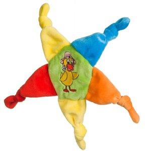 Heunec 655270 - Sterntuch Schnatterinchen 25 cm