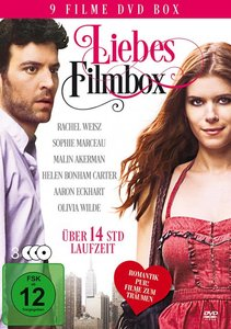 Liebesfilm-Box (DVD)