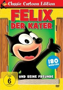Felix der Kater. Classic Cartoon Edition
