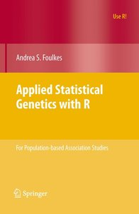 Applied Statistical Genetics with R