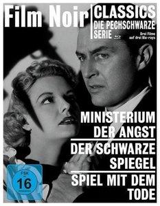 Film Noir Classics - Die pechschwarze Serie