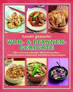 Wok- & Pfannen Gerichte