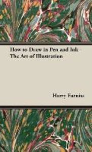 How to Draw in Pen and Ink - The Art of Illustration