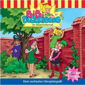 Bibi Blocksberg 77 im Hexeninternat. CD