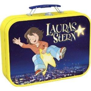 Schmidt Spiele 55591 - Lauras Stern: Puzzle-Box 2x26, 2x48 Teile
