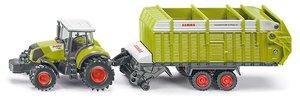 SIKU 1846 - Traktor mit Ladewagen, 1:87
