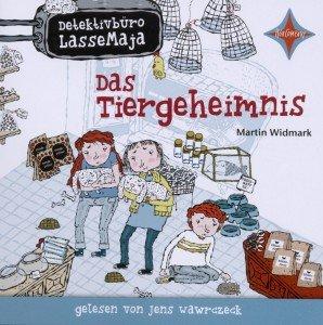 Widmark, M: Detektivbüro LasseMaja/Tiergeheimnis/CD