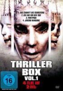 Thriller Box (DVD)