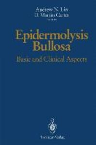 Epidermolysis Bullosa