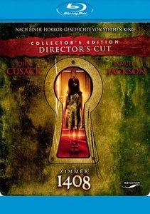 Zimmer 1408 Blu-Ray
