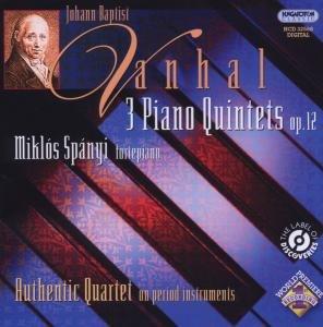 Drei Klavierquintette