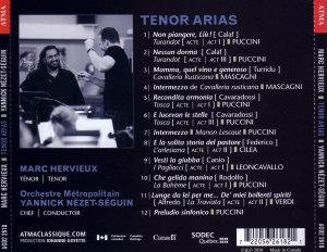 Tenor Arias