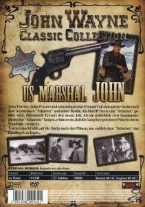US Marshal John-John Wayne Classic Collection - zum Schließen ins Bild klicken