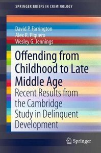 Offending from Childhood to Late Middle Age