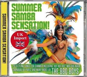 Summer Samba Sensation!