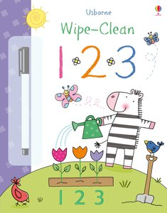 Wipe-clean: 1 2 3