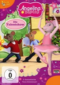 Angelina Ballerina 09. Die Talentshow
