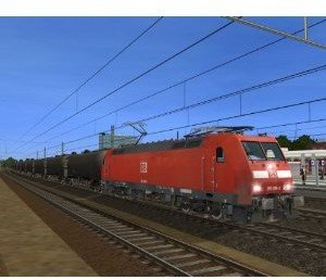 Pro Train Perfect 2 - Baureihe 185