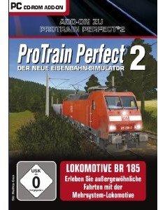 Pro Train Perfect 2 - Baureihe 185
