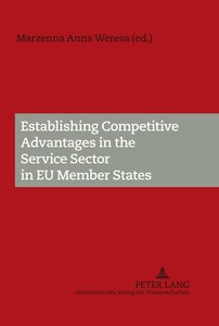 Establishing Competitive Advantages in the Service Sector in EU