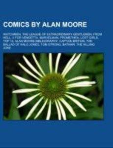 Comics by Alan Moore