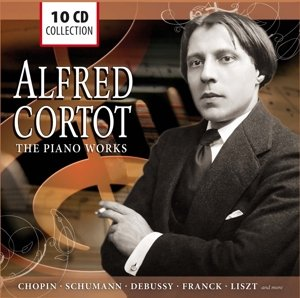 Alfred Cortot-The Piano Works