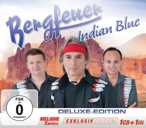Indian Blue-Deluxe Edition