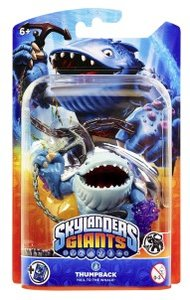 Skylanders: Giants - Thumpback