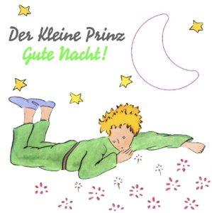 Der Kleine Prinz. Gute Nacht!