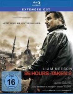 96 Hours - Taken 2 BD