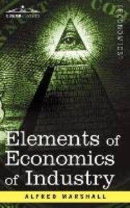 ELEMENTS OF ECONOMICS OF INDUSTRY