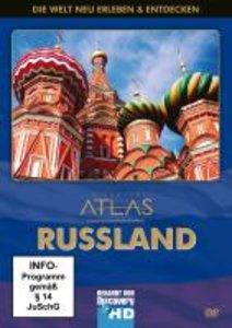 Reiseatlas Russland