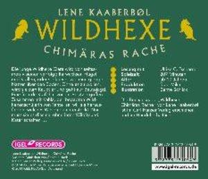 Wildhexe 03. Chimäras Rache