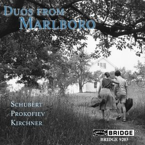 Duos from the Marlboro Music Festival