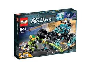 LEGO® 70169 - Ultra Agents Geheimagenten