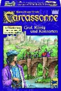Carcassonne. Graf, König & Konsorten. 6. Erweiterung